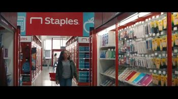Staples TV Spot, 'Back to School Essentials: Folders and Notebooks' - Thumbnail 2