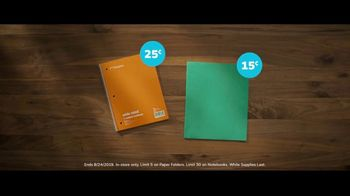 Staples TV Spot, 'Back to School Essentials: Folders and Notebooks' - Thumbnail 8