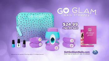 Go Glam Nail Stamper TV Spot, 'Make Manicure Magic' - Thumbnail 6