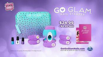 Go Glam Nail Stamper TV Spot, 'Make Manicure Magic' - Thumbnail 7