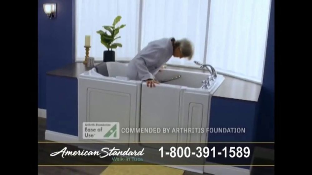 American Standard Tv Commercial Physical Independence