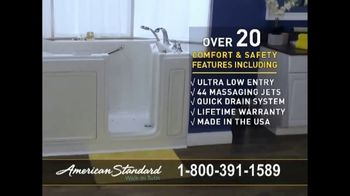American Standard TV Spot 'Physical Independence' Featuring Eric Roberts - Thumbnail 4