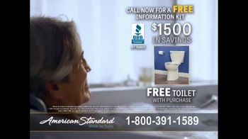 American Standard TV Spot 'Physical Independence' Featuring Eric Roberts - Thumbnail 9