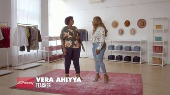 JCPenney TV Spot, 'Back to You: Back to School with Vera Ahiyya ' Featuring Yo-Yo