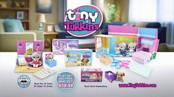Tiny Tukkins TV Spot, 'Soft & Sweet' - Thumbnail 7
