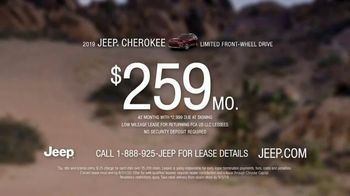 Summer of Jeep TV Spot, 'Cherokee: Connected' Feat. Arielle Vandenberg, Song by Jeremy Renner [T2] - Thumbnail 9