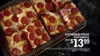 Jet's Pizza 8 Corner Pizza TV Spot, 'Committed to Quality: $13.99' - Thumbnail 7