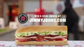 Jimmy John's TV Spot, 'Fake House' - Thumbnail 8