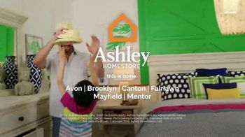 Ashley HomeStore Labor Day Sale TV Spot, 'Going on Now' Song by Midnight Riot - Thumbnail 7