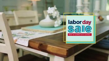 Ashley HomeStore Labor Day Sale TV Spot, 'Going on Now' Song by Midnight Riot - Thumbnail 1