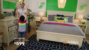 Ashley HomeStore Labor Day Sale TV Spot, 'Going on Now' Song by Midnight Riot - Thumbnail 6