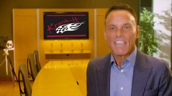 Krank-It TV Spot, 'Clean and Lubricate' Featuring Kevin Harrington - Thumbnail 1