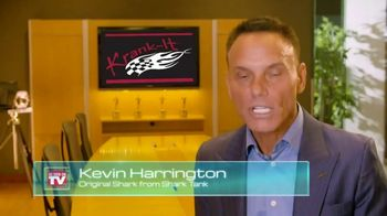 Krank-It TV Spot, 'Clean and Lubricate' Featuring Kevin Harrington - Thumbnail 2