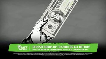 DraftKings Sportsbook TV Spot, 'Keep It 100: Deposit Bonus' - Thumbnail 2