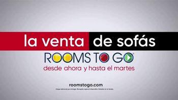 Rooms to Go Venta de Sofás TV Spot, 'El mejor momento' [Spanish] - Thumbnail 10