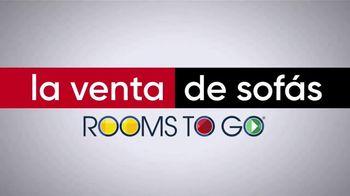 Rooms to Go Venta de Sofás TV Spot, 'El mejor momento' [Spanish] - Thumbnail 3