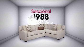 Rooms to Go Venta de Sofás TV Spot, 'El mejor momento' [Spanish] - Thumbnail 7