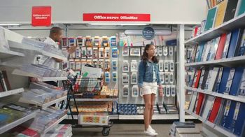 Office Depot TV Spot, 'Back to School: Some Pens? Get All the Pens: Sharpies and Pencils' - Thumbnail 1