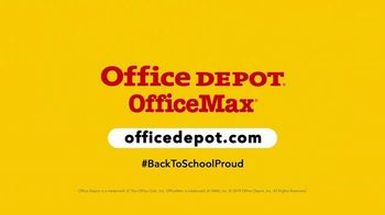 Office Depot TV Spot, 'Back to School: Some Pens? Get All the Pens: Sharpies and Pencils' - Thumbnail 9