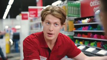 Office Depot TV Spot, 'Back to School: Some Pens? Get All the Pens: Sharpies and Pencils' - Thumbnail 5