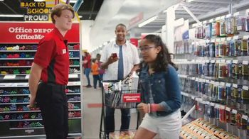 Office Depot TV Spot, 'Back to School: Some Pens? Get All the Pens: Sharpies and Pencils' - Thumbnail 6