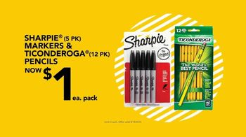 Office Depot TV Spot, 'Back to School: Some Pens? Get All the Pens: Sharpies and Pencils' - Thumbnail 8