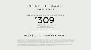 Infiniti + Summer Sales Event TV Spot, 'Hear It' [T2] - Thumbnail 6
