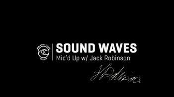 World Surf League Studios TV Spot, 'Sound Waves: Jack Robinson' - Thumbnail 9