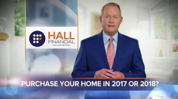 Hall Financial TV Spot, '2017 and 2018 Homes'