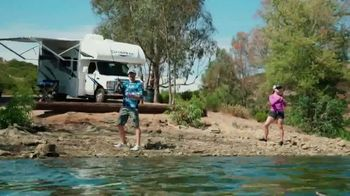 Gander Outdoors TV Spot, 'Thor Daybreak Motorhome & Apparel' - Thumbnail 4