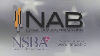 National Association of Broadcasters TV Spot, 'Small Business' Featuring Andy Biggs - Thumbnail 8