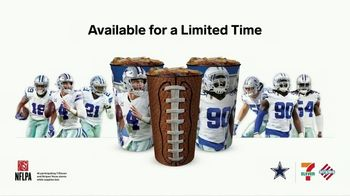 7-Eleven TV Spot, 'Game Day Ready: Cowboys Collectible Cups' Featuring Dak Prescott - Thumbnail 9