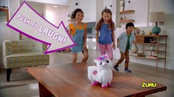 Zuru Pets Alive Boppi the Booty Shakin' Llama TV Spot, 'Real Shakin' and Dancin' Pet' - Thumbnail 2