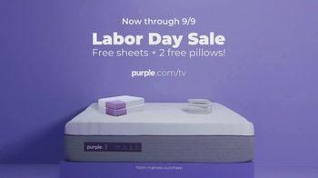 Purple Mattress Labor Day Sale TV Spot, 'Dinner Party' - Thumbnail 9