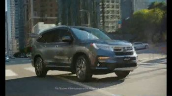 Honda Pilot TV Spot, 'Why Not Pilot?' [T1] - Thumbnail 5