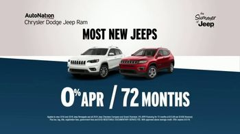 AutoNation 72 Hour Flash Clearance TV Spot, '2019 Jeeps' - Thumbnail 5