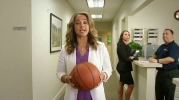 SWBC   PEO TV Spot, 'Get Back to Doing What You Love' Featuring Becky Hammon - Thumbnail 2