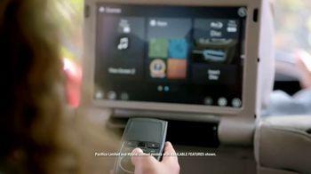 Chrysler Pacifica TV Spot, 'Disney Junior: Enjoy the Adventure' [T1]
