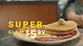Denny's Super Slam TV Spot, 'Ya regresó' [Spanish] - Thumbnail 10
