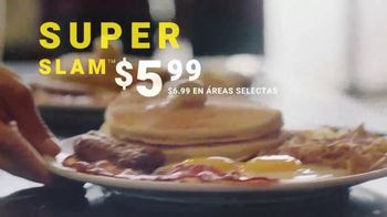 Denny's Super Slam TV Spot, 'Ya regresó' [Spanish] - Thumbnail 4