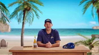 Corona Extra TV Spot, 'Football Superstition' Featuring Tony Romo - Thumbnail 2