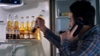 Corona Extra TV Spot, 'Football Superstition' Featuring Tony Romo - Thumbnail 3