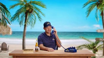 Corona Extra TV Spot, 'Football Superstition' Featuring Tony Romo - Thumbnail 8