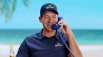 Corona Extra TV Spot, 'Football Superstition' Featuring Tony Romo