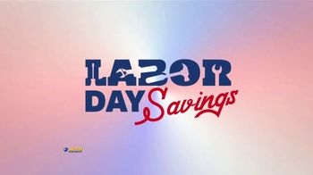National Tire & Battery Labor Day Savings TV Spot, 'Two Tires Free, Mail-in Rebate and No Interest' - Thumbnail 9