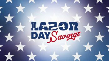 National Tire & Battery Labor Day Savings TV Spot, 'Two Tires Free, Mail-in Rebate and No Interest' - Thumbnail 2
