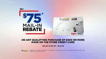 National Tire & Battery Labor Day Savings TV Spot, 'Two Tires Free, Mail-in Rebate and No Interest' - Thumbnail 5