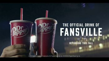 Dr Pepper TV Spot, 'Fansville: Season 2: Trailer 2' Featuring Brian Bosworth and Eddie George - Thumbnail 7