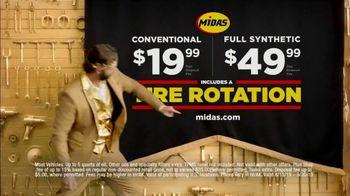 Midas TV Spot, 'Feel Like a King: Tire Rotation' - Thumbnail 10