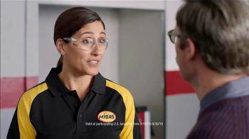 Midas TV Spot, 'Feel Like a King: Tire Rotation' - Thumbnail 2
